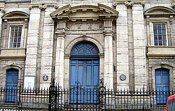 St Werburgh's Church, venue for Dublin Premiere of The Bloomsday Story