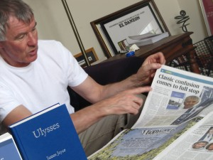 Robert Gogan Ulysses Remastered The Bloomsday Story